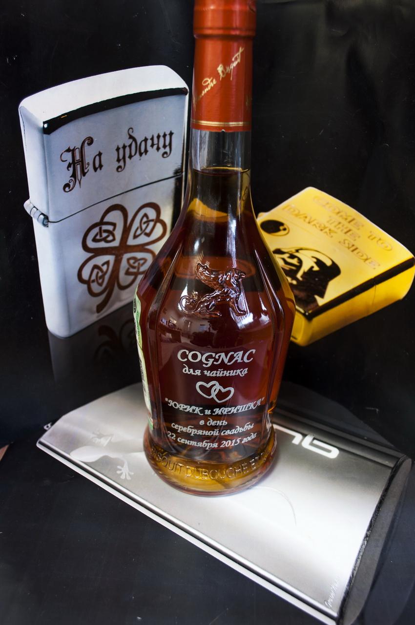Поздравления с подарком виски